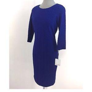 Blue dress from Calvin Klein